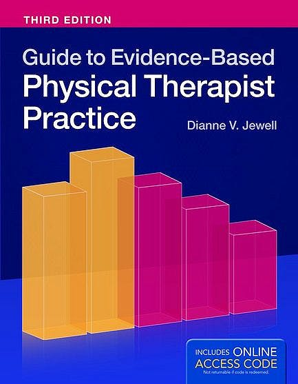 Portada del libro 9781284034165 Guide to Evidence-Based Physical Therapist Practice + Online Access