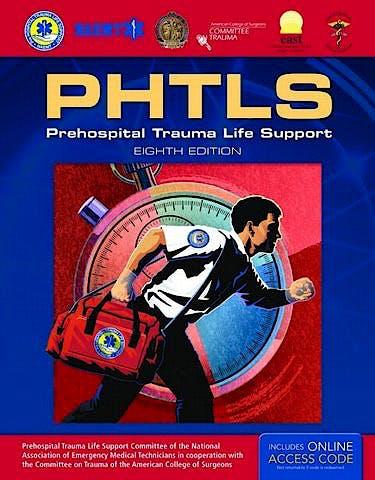 Portada del libro 9781284041736 PHTLS. Prehospital Trauma Life Support