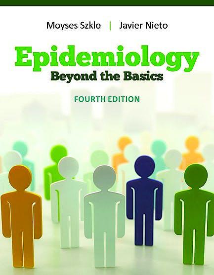 Portada del libro 9781284116595 Epidemiology. Beyond the Basics