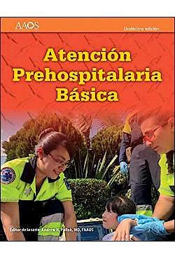 Portada del libro 9781284151909 Atención Prehospitalaria Básica