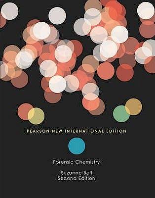 Portada del libro 9781292020440 Forensic Chemistry (International Edition)