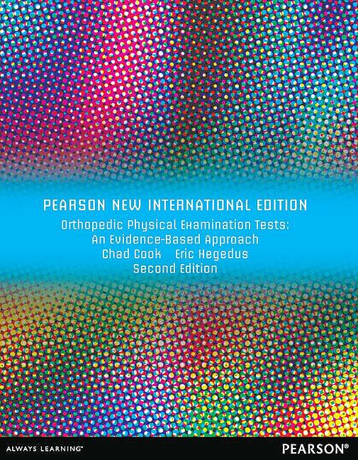 Portada del libro 9781292027968 Orthopedic Physical Examination Tests. An Evidence-Based Approach
