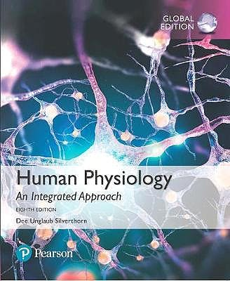 Portada del libro 9781292259543 Human Physiology. An Integrated Approach
