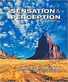 Portada del libro 9781305580299 Sensation and Perception