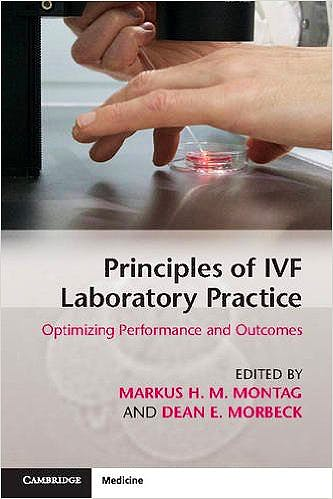 Portada del libro 9781316603512 Principles of IVF Laboratory Practice. Optimizing Performance and Outcomes