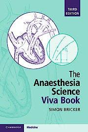 Portada del libro 9781316608814 The Anaesthesia Science Viva Book