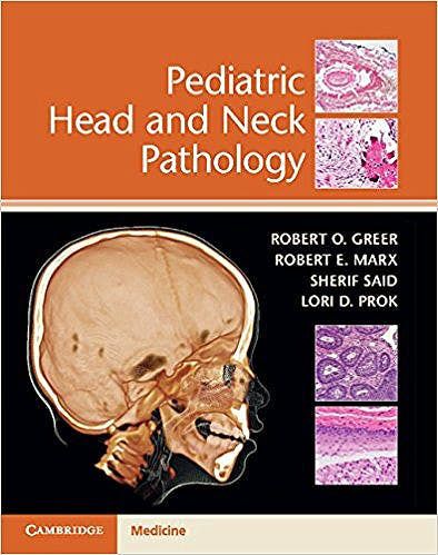 Portada del libro 9781316613993 Pediatric Head and Neck Pathology