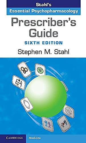 Portada del libro 9781316618134 Stahl's Essential Psychopharmacology. Prescriber's Guide (Softcover)