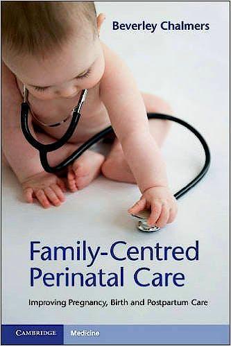 Portada del libro 9781316627952 Family-Centred Perinatal Care. Improving Pregnancy, Birth and Postpartum Care