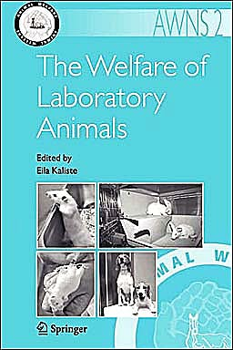 Portada del libro 9781402022708 The Welfare of Laboratory Animals (Animal Welfare, Vol. 2) (Hardcover)