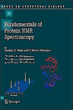 Portada del libro 9781402034992 Fundamentals of Protein Nmr Spectroscopy