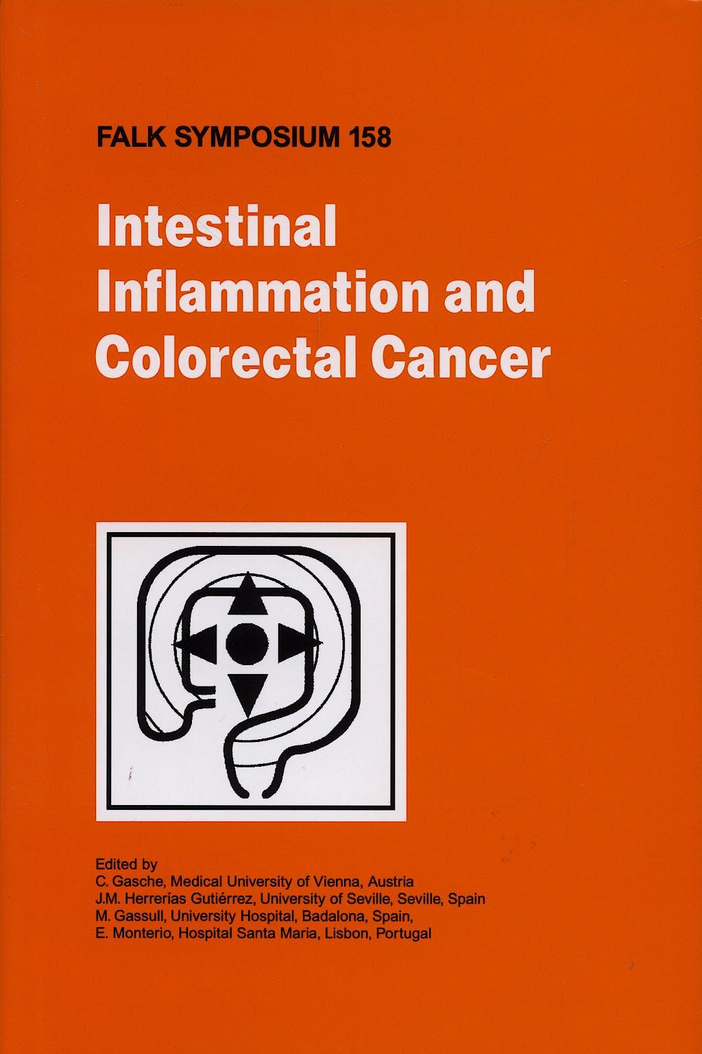 Portada del libro 9781402068256 Intestinal Inflammation and Colorectal Cancer