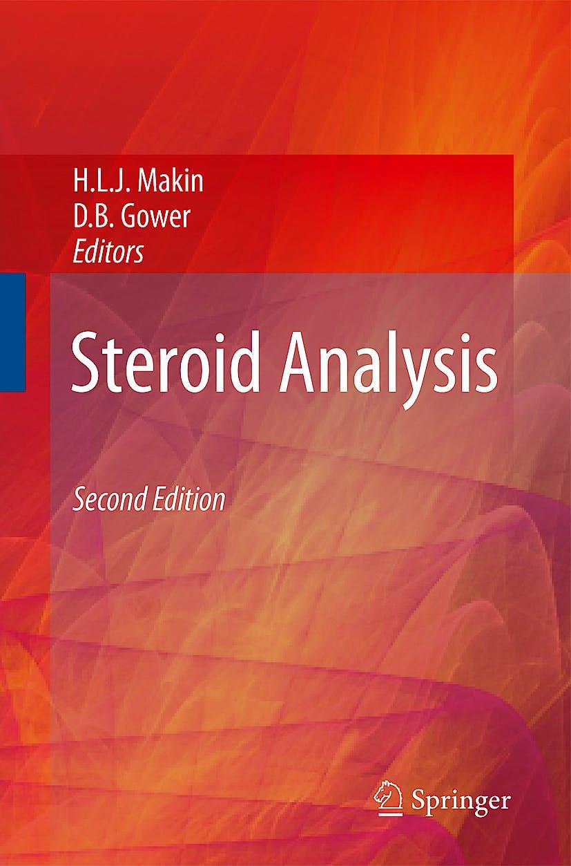 Portada del libro 9781402097744 Steroid Analysis