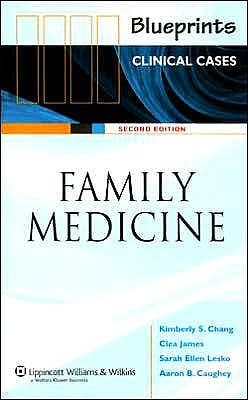 Portada del libro 9781405104951 Blueprints Clinical Cases in Family Medicine