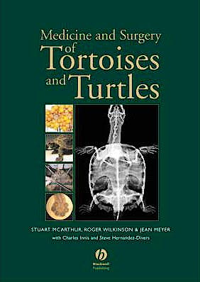 Portada del libro 9781405108898 Medicine and Surgery of Tortoises and Turtles