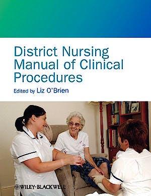 Portada del libro 9781405114592 District Nursing Manual of Clinical Procedures