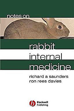 Portada del libro 9781405115148 Notes on Rabbit Internal Medicine