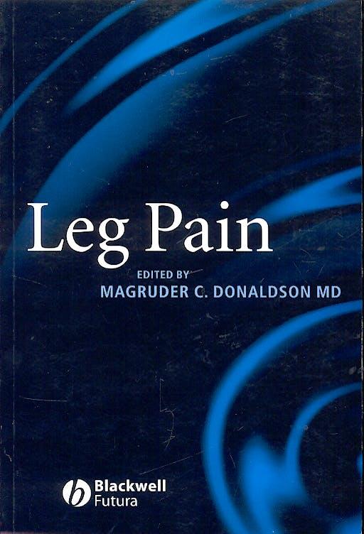 Portada del libro 9781405116459 Leg Pain