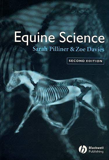 Portada del libro 9781405119443 Equine Science