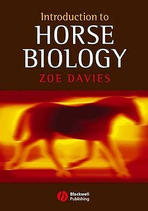 Portada del libro 9781405121620 Introduction to Horse Biology