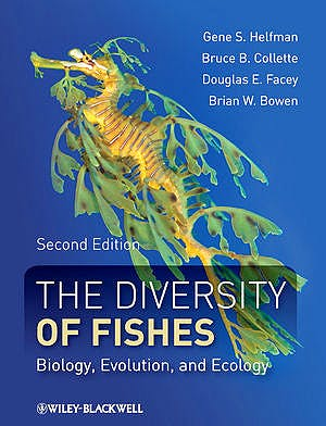 Portada del libro 9781405124942 The Diversity of Fishes. Biology, Evolution and Ecology