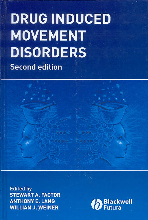 Portada del libro 9781405126199 Drug Induced Movement Disorders