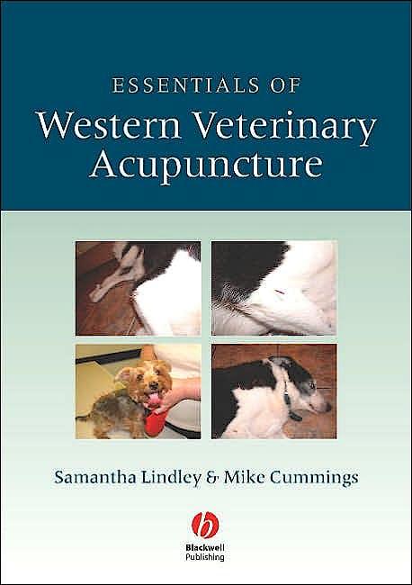 Portada del libro 9781405129909 Essentials of Western Veterinary Acupuncture
