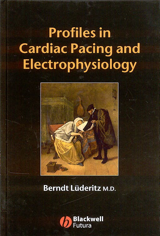 Portada del libro 9781405131162 Profiles in Cardiac Pacing and Electrophysiology