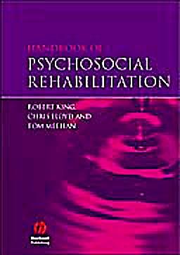 Portada del libro 9781405133081 Handbook of Psychosocial Rehabilitation