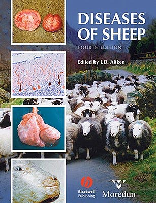 Portada del libro 9781405134149 Diseases of Sheep