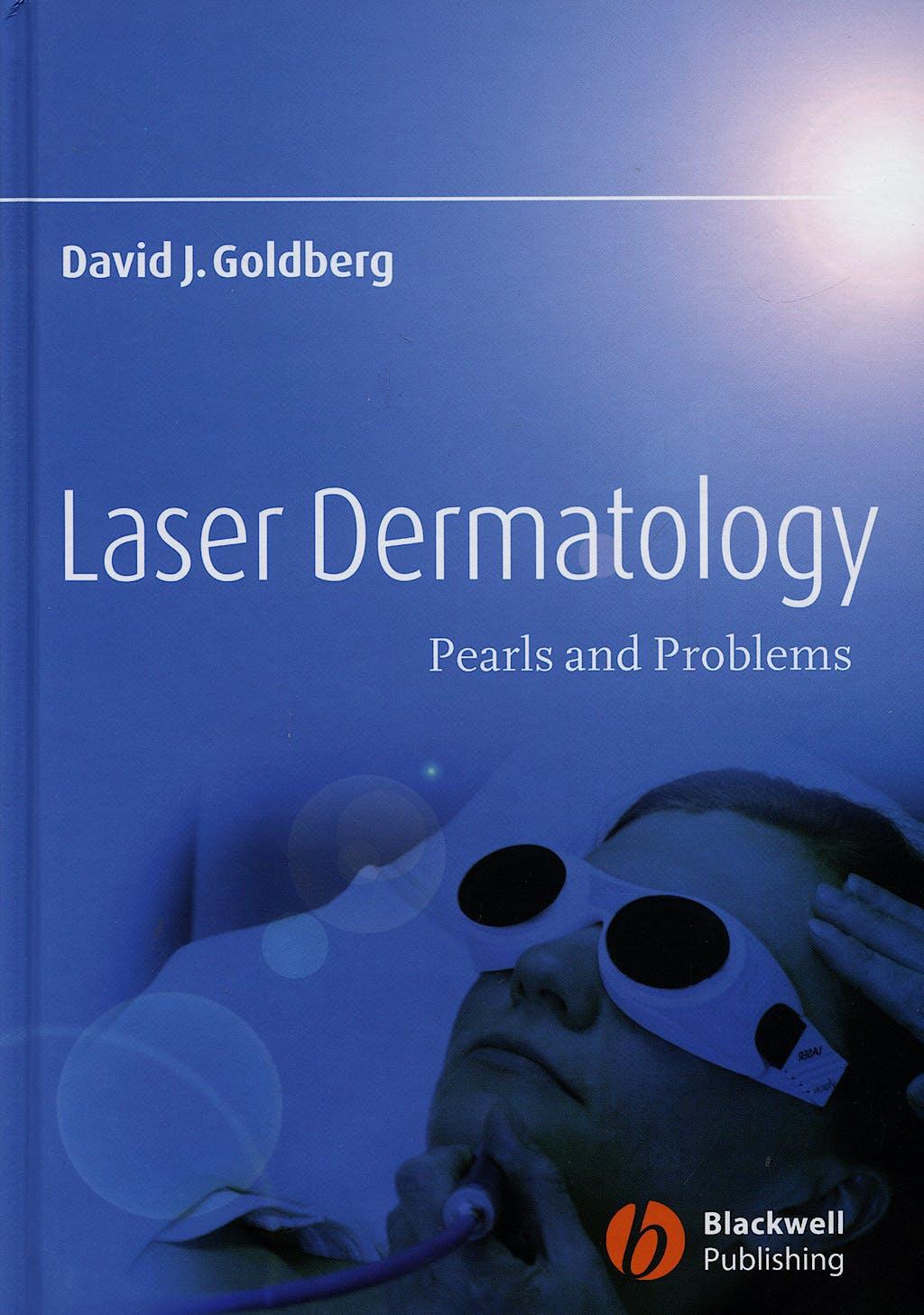 Portada del libro 9781405134200 Laser Dermatology. Pearls and Problems