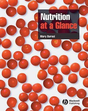 Portada del libro 9781405134873 Nutrition at a Glance