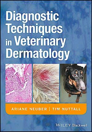 Portada del libro 9781405139489 Diagnostic Techniques in Veterinary Dermatology