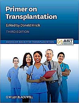 Portada del libro 9781405142670 Primer on Transplantation (American Society of Transplantation)