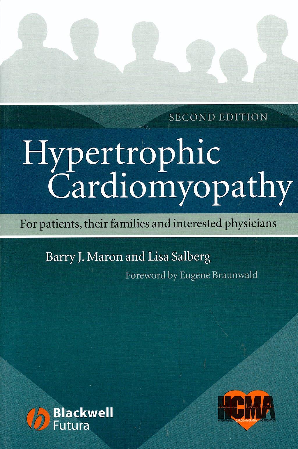 Portada del libro 9781405147101 Hypertrophic Cardiomyopathy