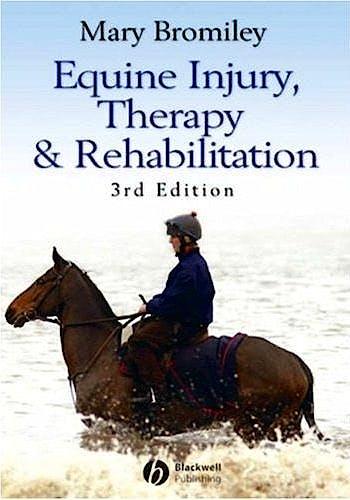 Portada del libro 9781405150613 Equine Injury, Therapy and Rehabilitation