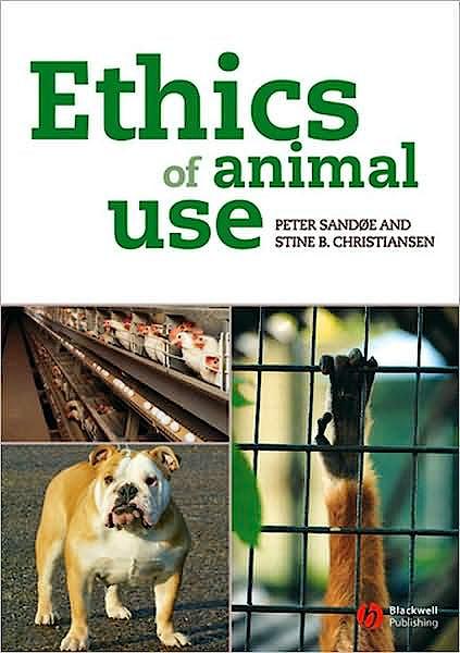 Portada del libro 9781405151207 Ethics of Animal Use