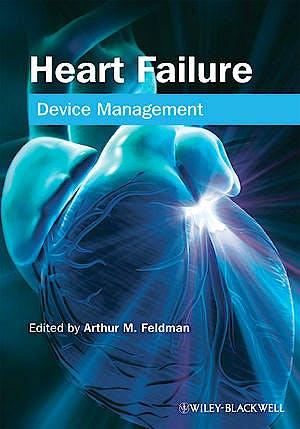 Portada del libro 9781405152587 Heart Failure. Device Management