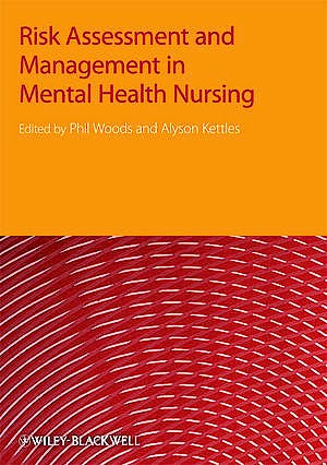 Portada del libro 9781405152860 Risk Assessment and Management in Mental Health Nursing
