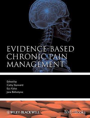 Portada del libro 9781405152914 Evidence-Based Chronic Pain Management