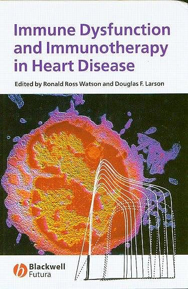 Portada del libro 9781405155687 Immune Dysfunction and Immunotherapy in Heart Disease