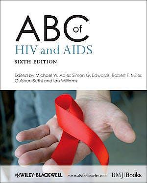 Portada del libro 9781405157001 Abc of Hiv and Aids