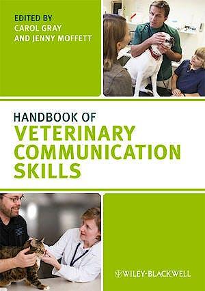 Portada del libro 9781405158176 Handbook of Veterinary Communication Skills