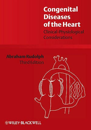 Portada del libro 9781405162456 Congenital Diseases of the Heart: Clinical-Physiological Considerations
