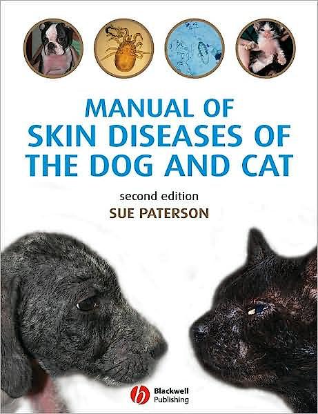 Portada del libro 9781405167536 Manual of Skin Diseases of the Dog and Cat