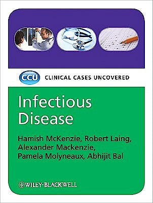 Portada del libro 9781405168915 Infectious Disease. Clinical Cases Uncovered