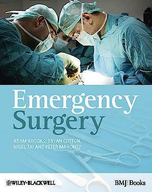 Portada del libro 9781405170253 Emergency Surgery