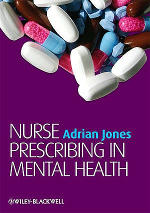 Portada del libro 9781405170925 Nurse Prescribing in Mental Health