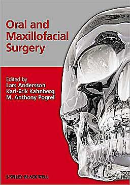 Portada del libro 9781405171199 Oral and Maxillofacial Surgery