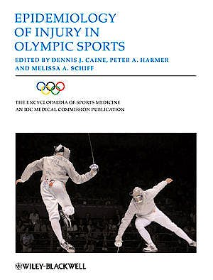 Portada del libro 9781405173643 Epidemiology of Injury in Olympic Sports